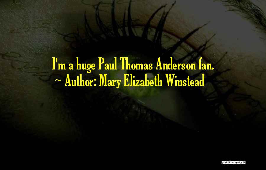Mary Elizabeth Winstead Quotes 659564