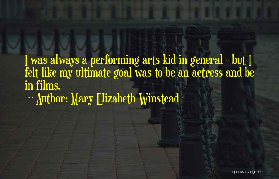 Mary Elizabeth Winstead Quotes 681320