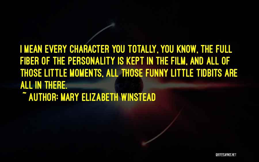 Mary Elizabeth Winstead Quotes 786996