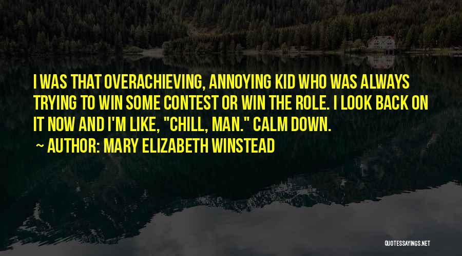 Mary Elizabeth Winstead Quotes 807932