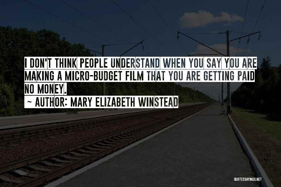 Mary Elizabeth Winstead Quotes 942487