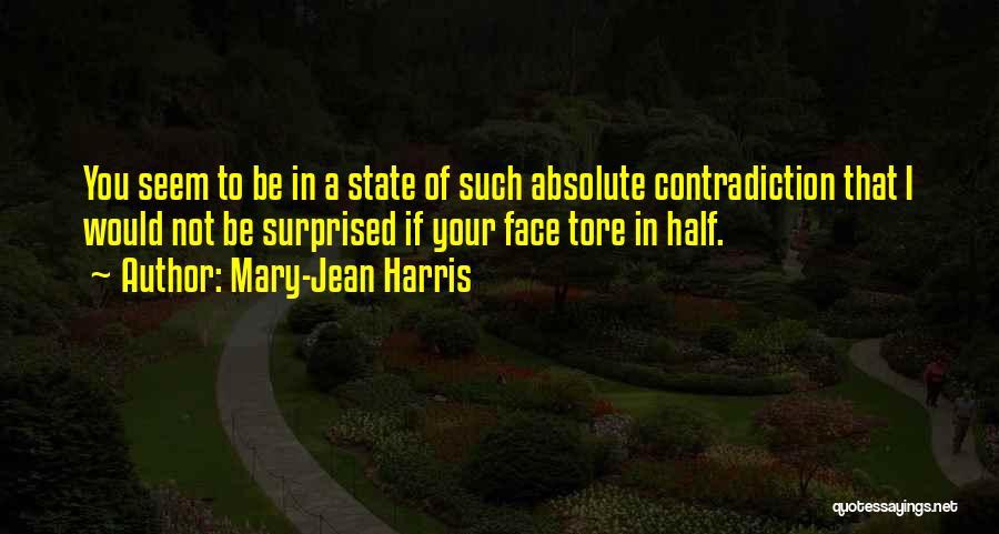 Mary-Jean Harris Quotes 1215802