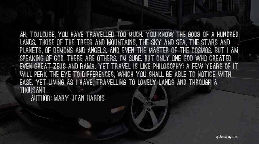 Mary-Jean Harris Quotes 548121