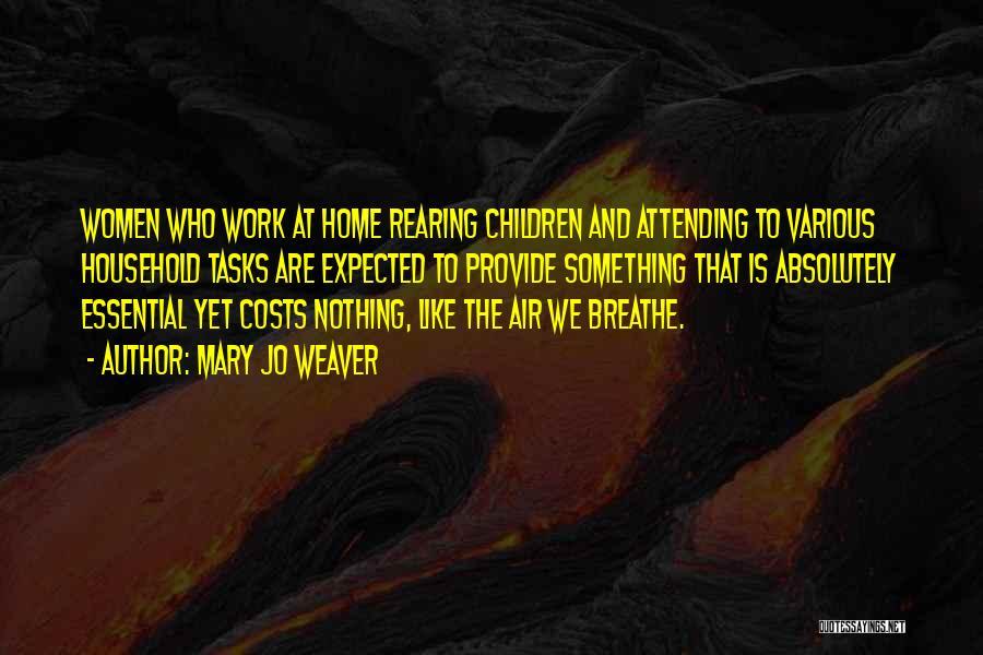 Mary Jo Weaver Quotes 2220106
