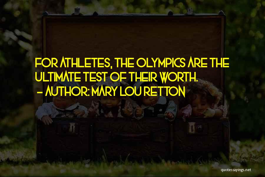 Mary Lou Retton Quotes 1257053