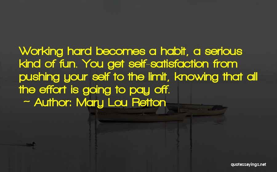 Mary Lou Retton Quotes 1423137