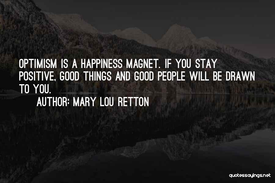 Mary Lou Retton Quotes 198046