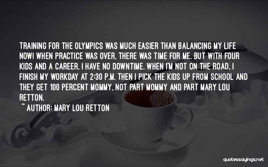 Mary Lou Retton Quotes 2100574