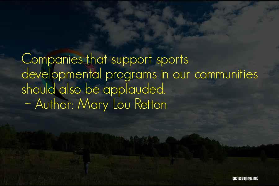 Mary Lou Retton Quotes 2167601