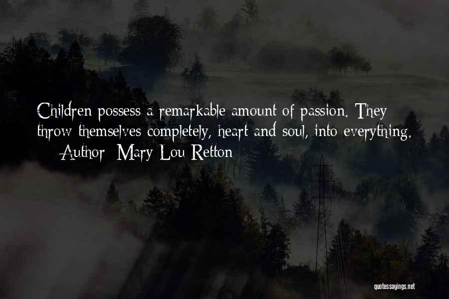 Mary Lou Retton Quotes 554004