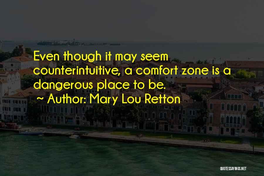 Mary Lou Retton Quotes 580735