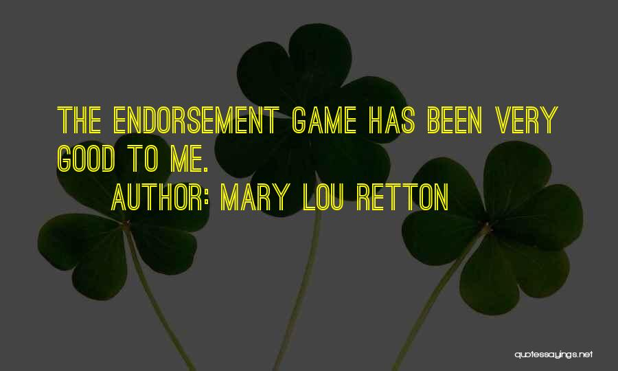 Mary Lou Retton Quotes 87571