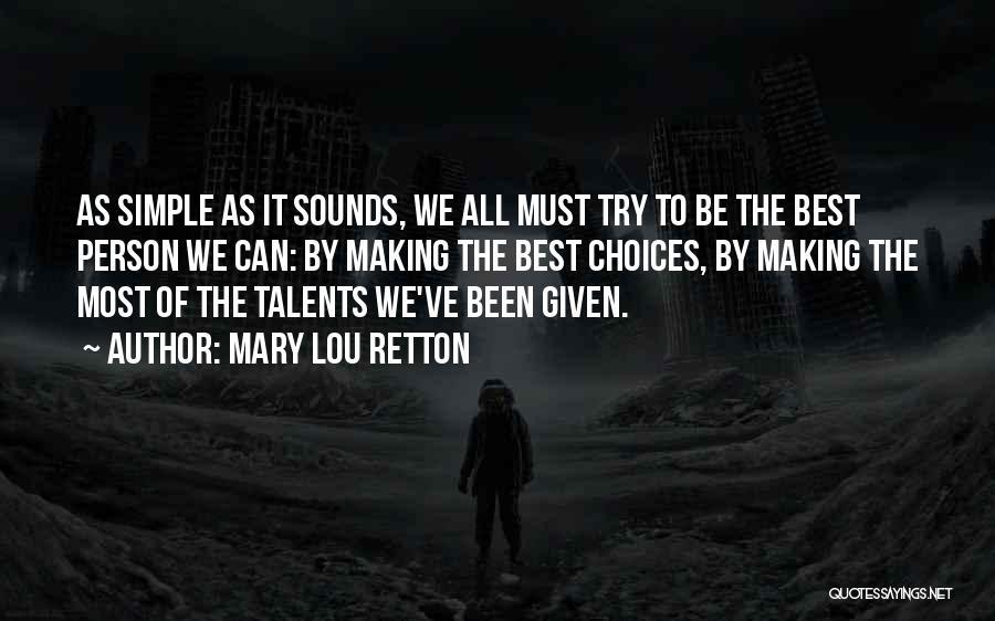 Mary Lou Retton Quotes 955500