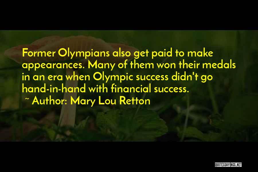 Mary Lou Retton Quotes 993851