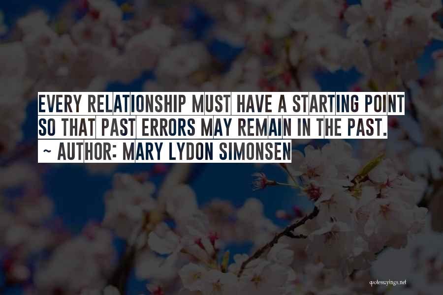 Mary Lydon Simonsen Quotes 952403