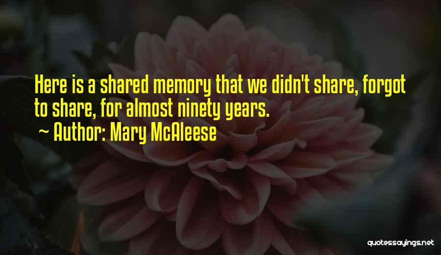 Mary McAleese Quotes 1583995