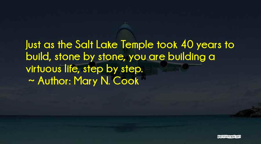 Mary N. Cook Quotes 343977