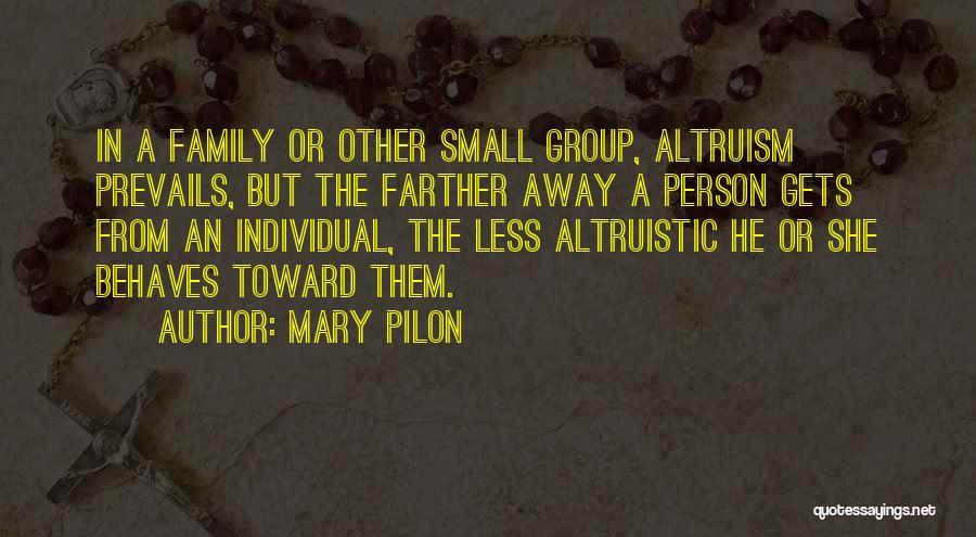 Mary Pilon Quotes 196987