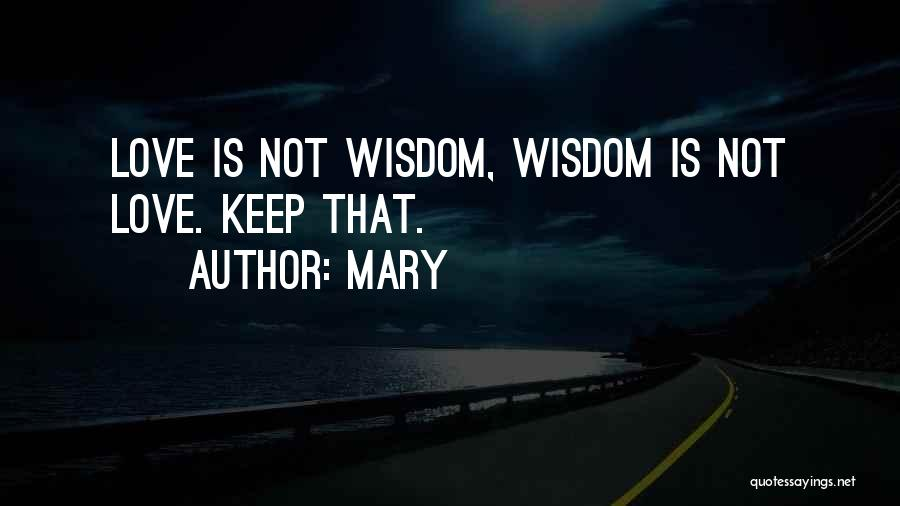 Mary Quotes 1736147