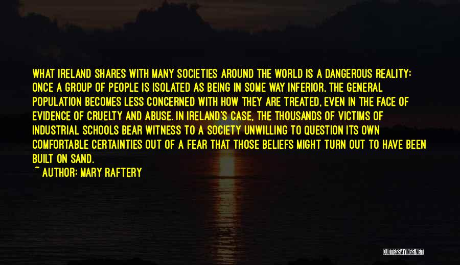 Mary Raftery Quotes 1827507