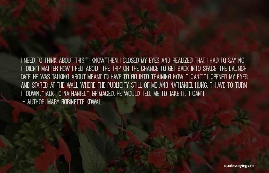 Mary Robinette Kowal Quotes 1364007