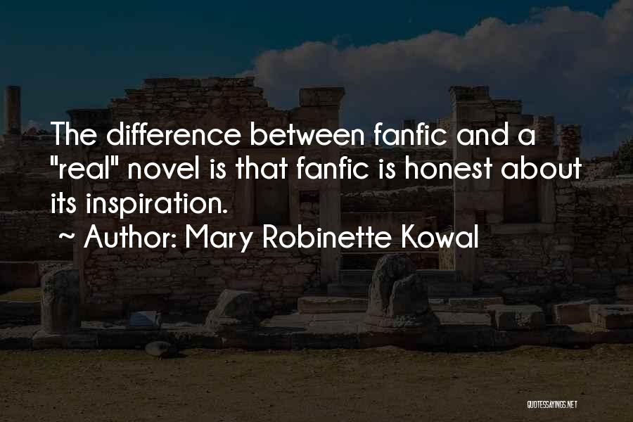 Mary Robinette Kowal Quotes 512669