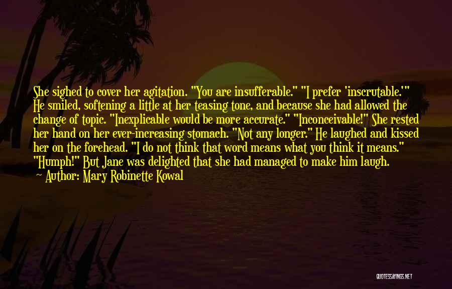 Mary Robinette Kowal Quotes 943854