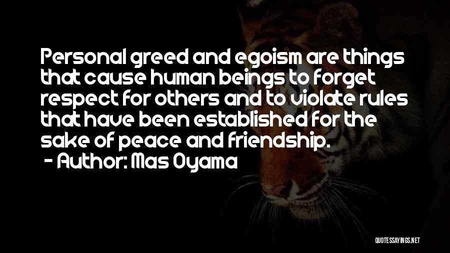 Mas Oyama Quotes 1657985
