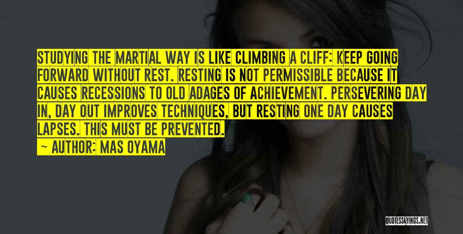 Mas Oyama Quotes 170020