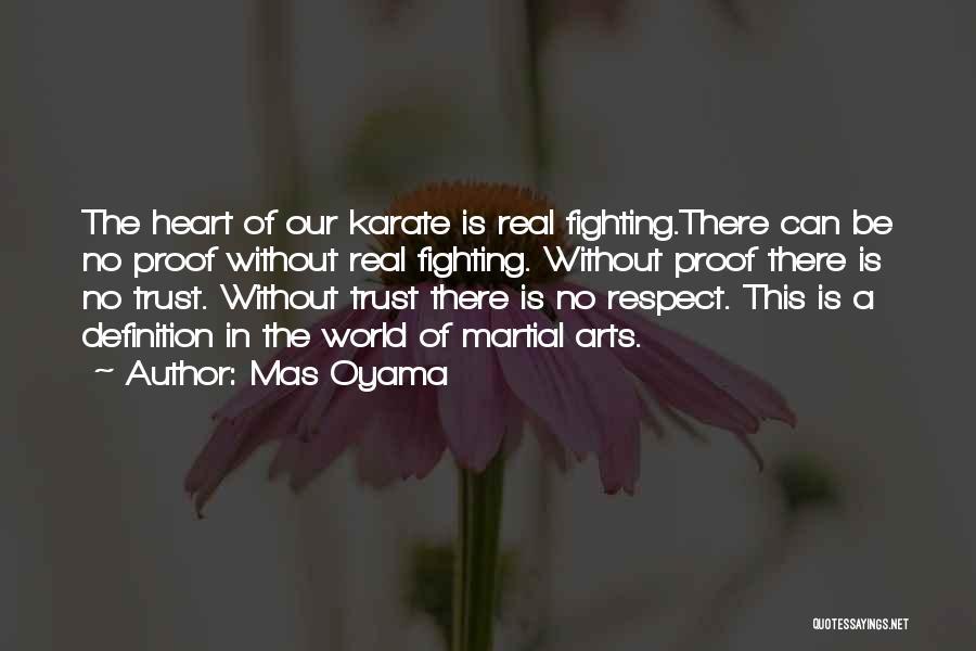 Mas Oyama Quotes 2042837