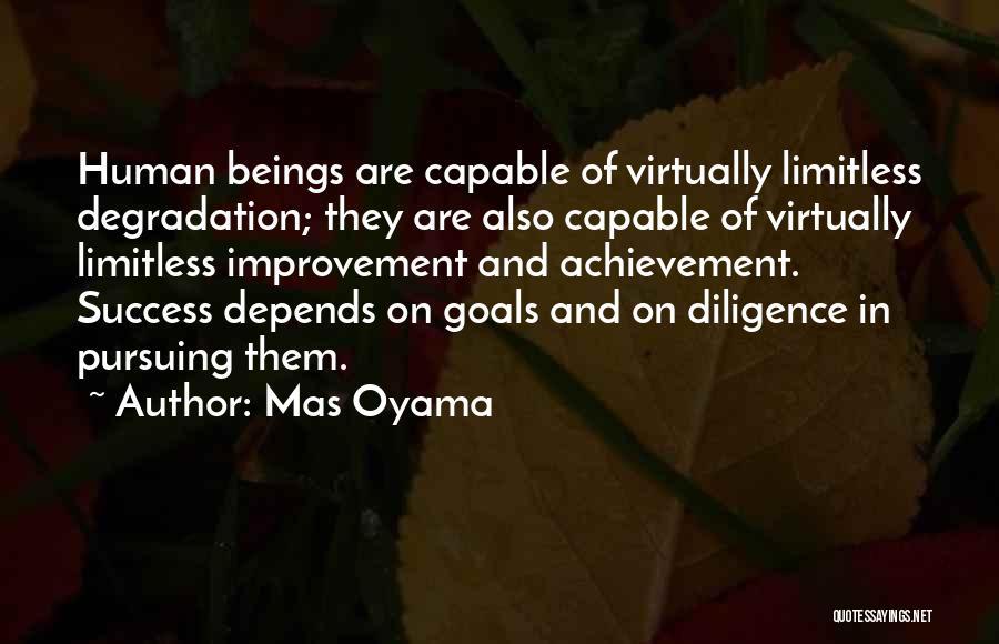 Mas Oyama Quotes 2105595