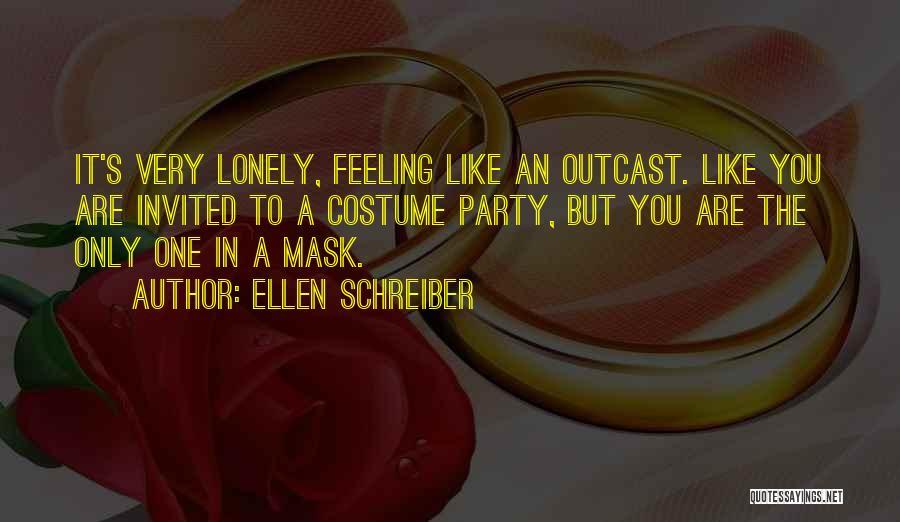 Mask Quotes By Ellen Schreiber