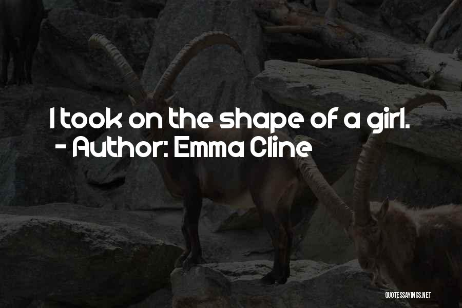 Mask Quotes By Emma Cline
