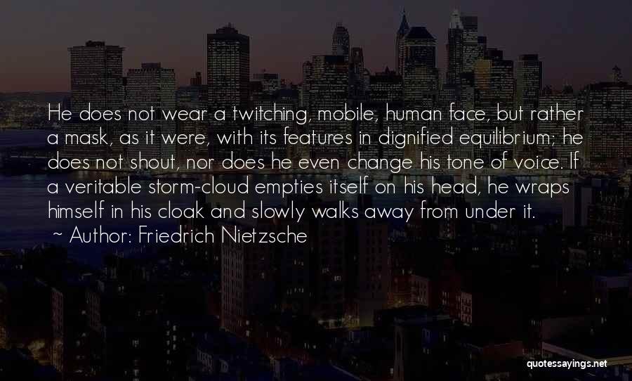 Mask Quotes By Friedrich Nietzsche