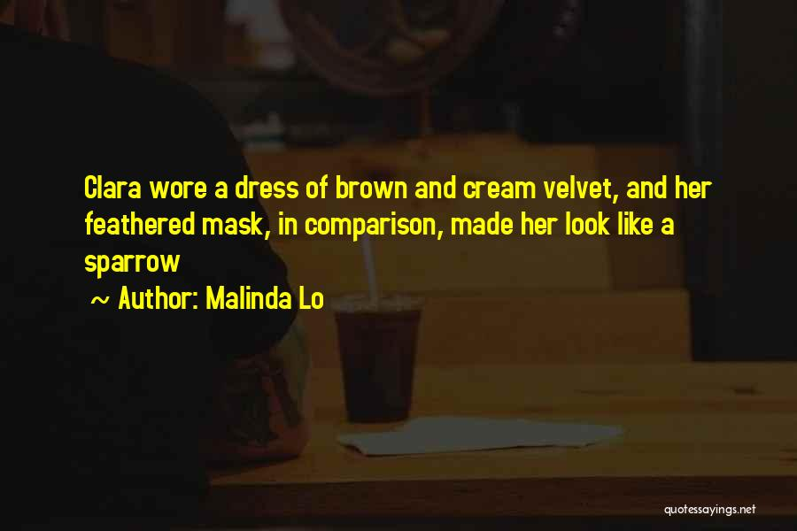Mask Quotes By Malinda Lo