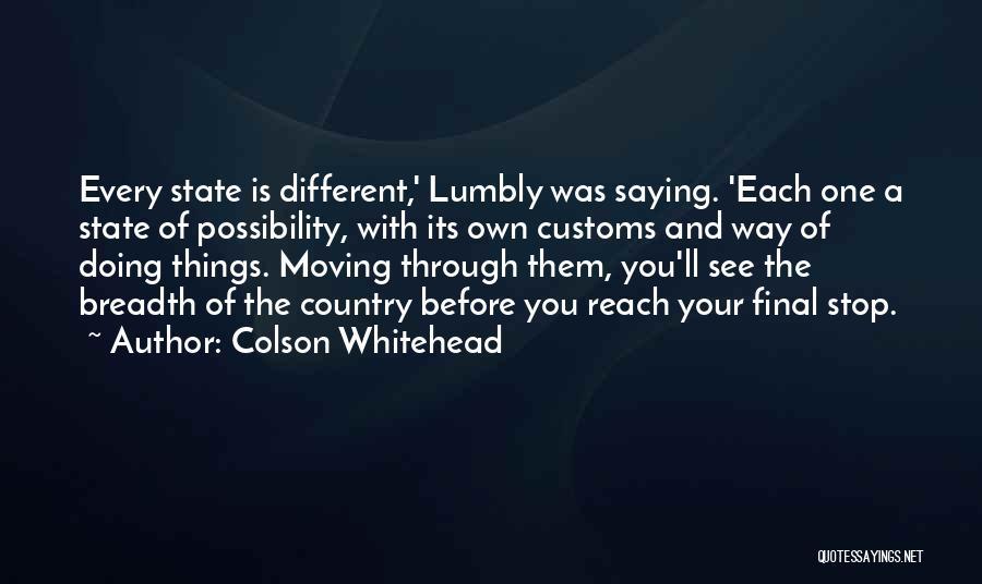 Mason Jar Wedding Quotes By Colson Whitehead