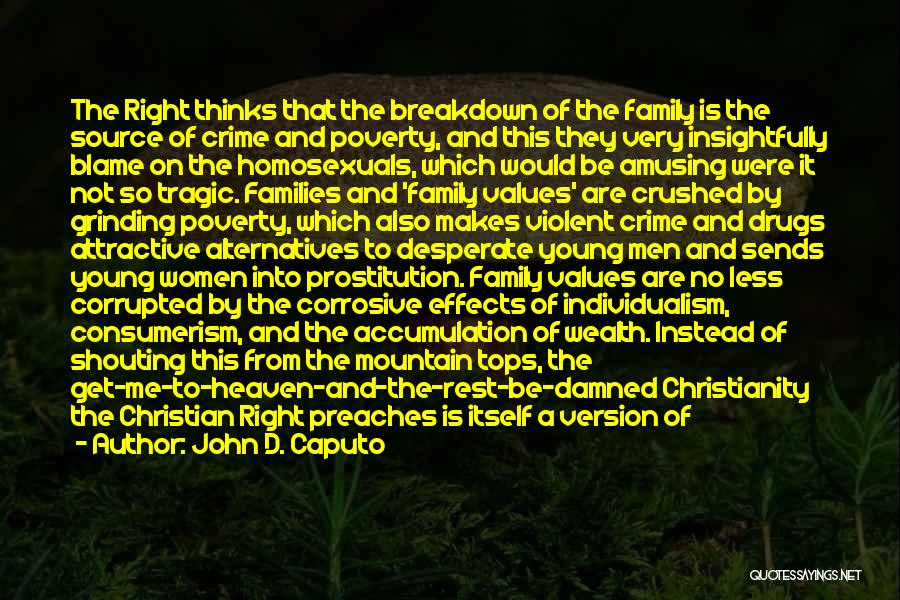 Mason Jar Wedding Quotes By John D. Caputo