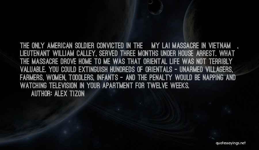 Massacre Quotes By Alex Tizon