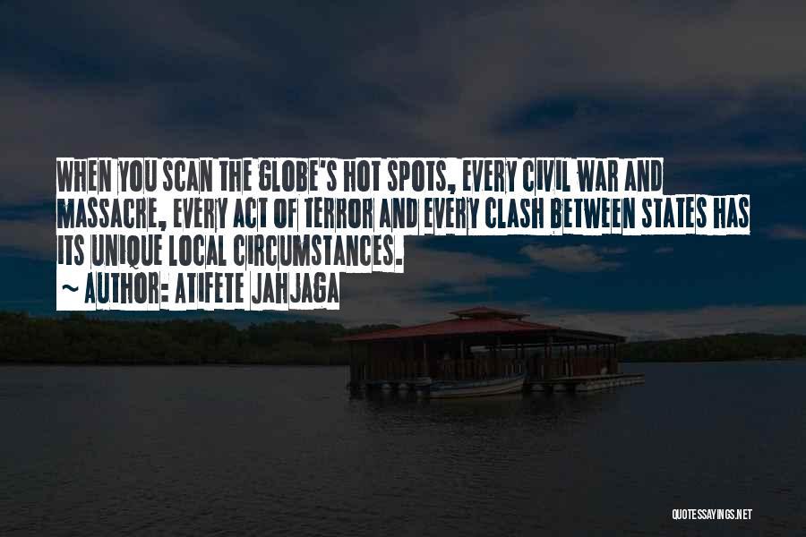 Massacre Quotes By Atifete Jahjaga