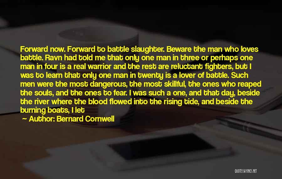 Massacre Quotes By Bernard Cornwell