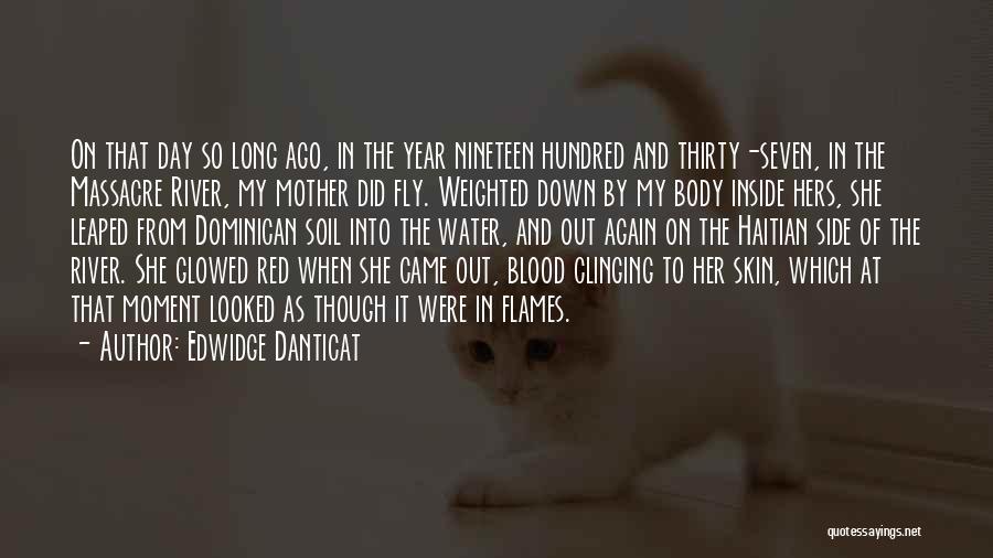 Massacre Quotes By Edwidge Danticat