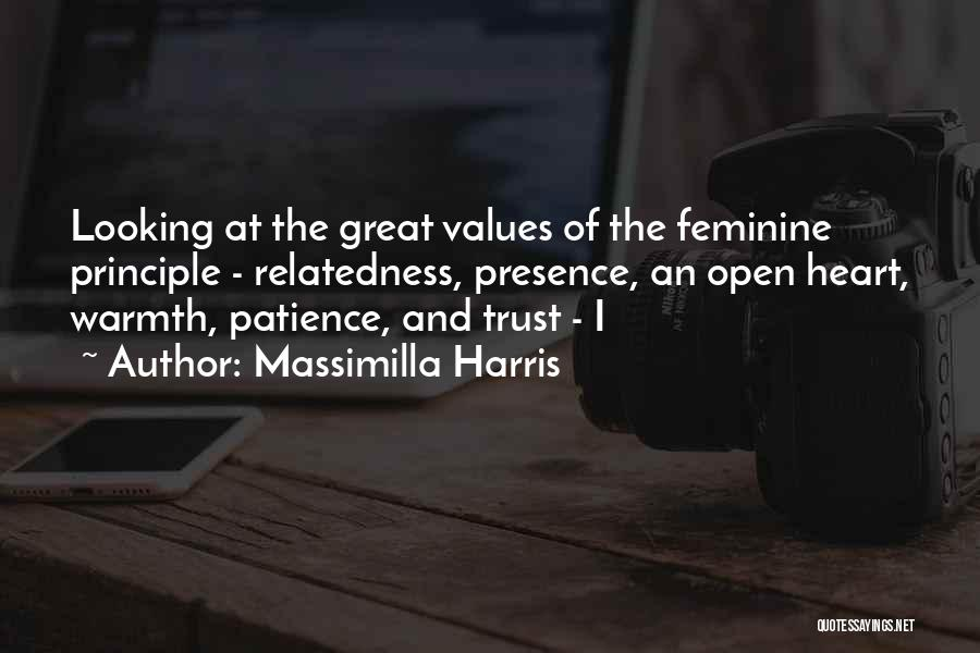 Massimilla Harris Quotes 1529721