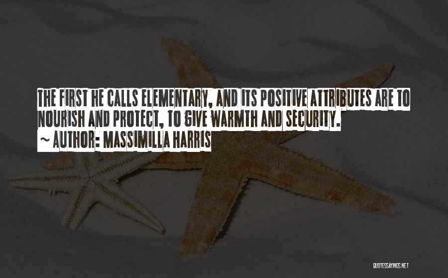 Massimilla Harris Quotes 1573783