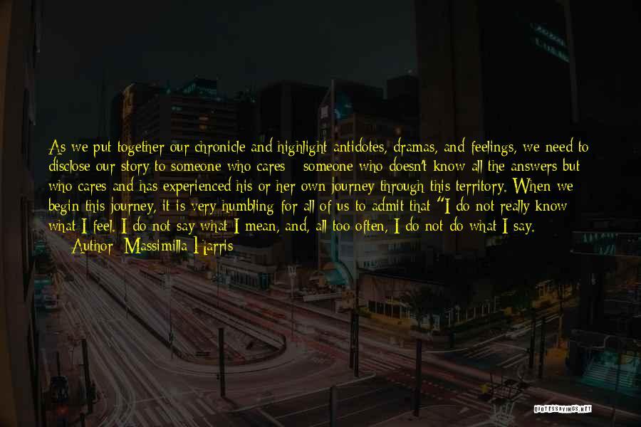 Massimilla Harris Quotes 922002