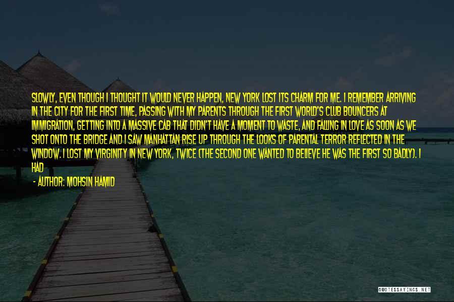 Massive Headache Quotes By Mohsin Hamid