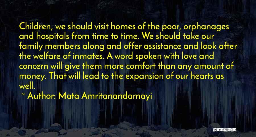 Mata Amritanandamayi Quotes 108147