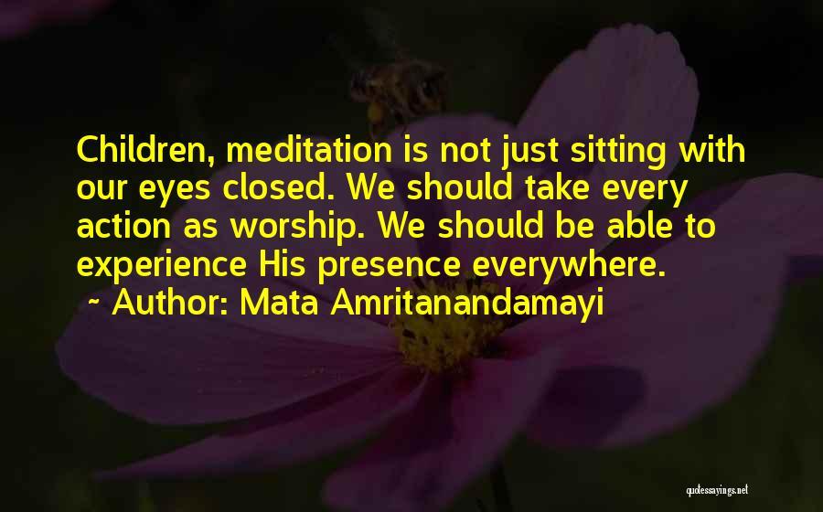 Mata Amritanandamayi Quotes 1210529