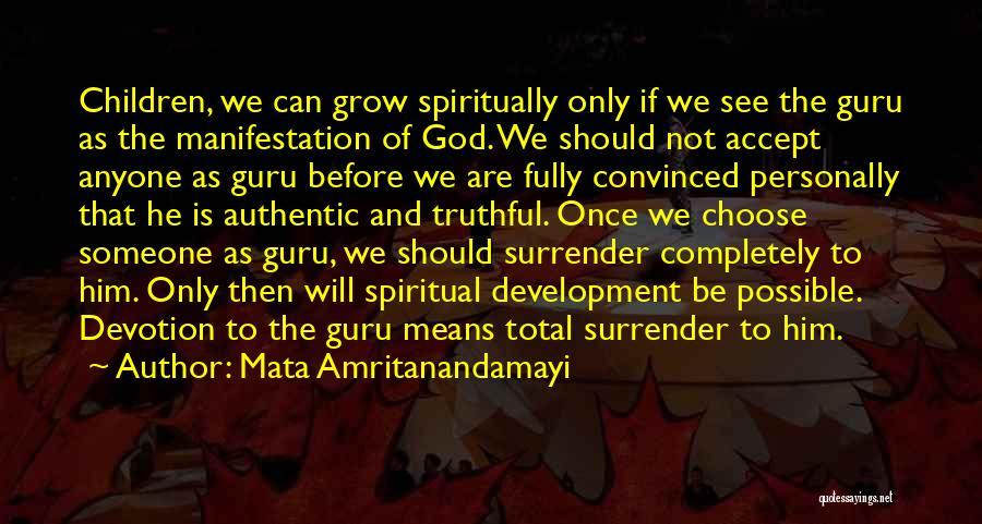 Mata Amritanandamayi Quotes 1254959