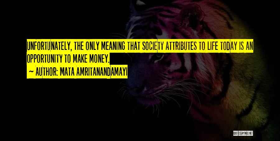 Mata Amritanandamayi Quotes 1261223