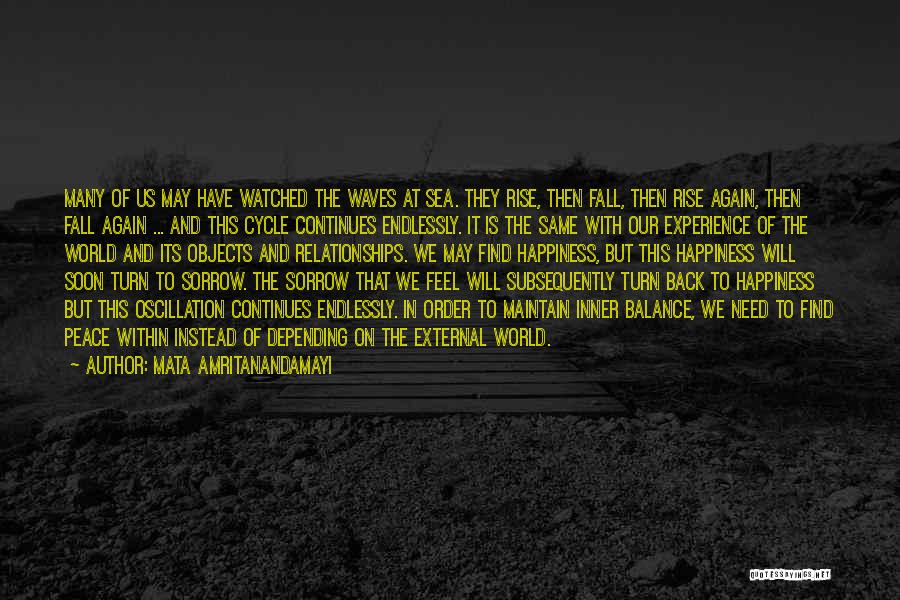 Mata Amritanandamayi Quotes 1312733